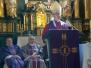 Wizytacja biskupa 2015